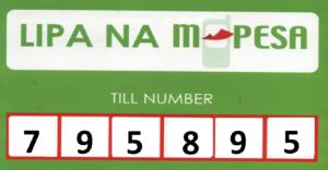 Till Number: 795895