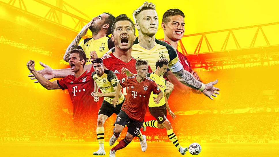 Borussia Dortmund vs Bayern Munich predictions and betting tips
